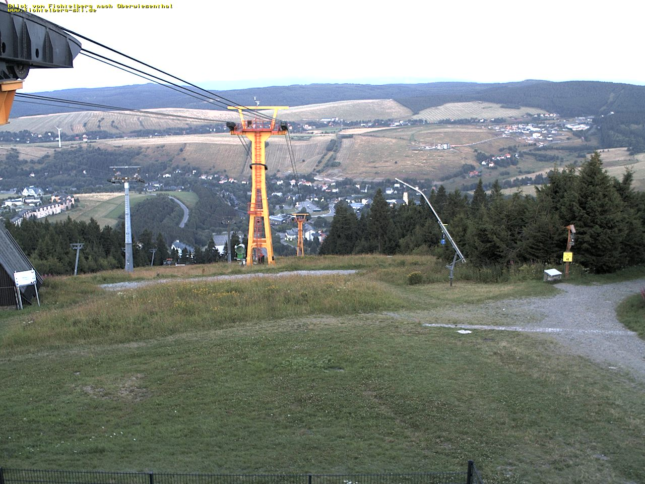 Webcam - Fichtelberg
